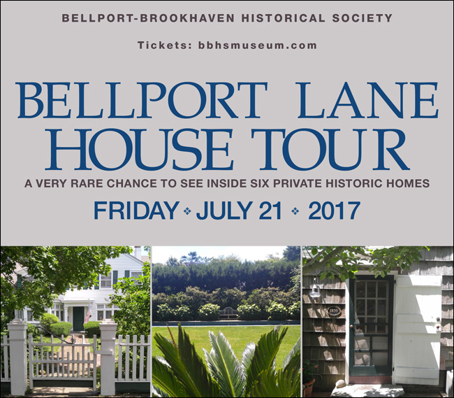 Bellport Lane House Tour