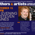 Authors and Artists- Steven Gaines